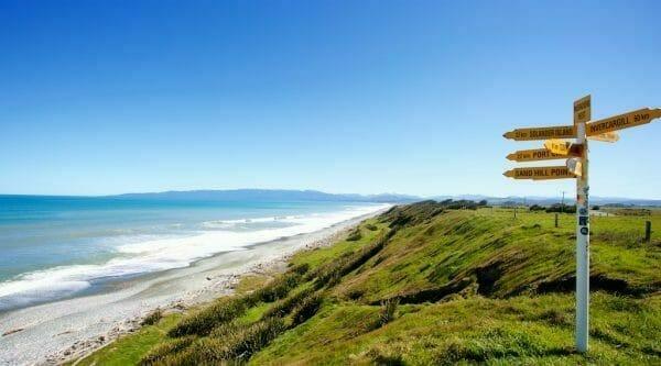 Neuseeland Camping