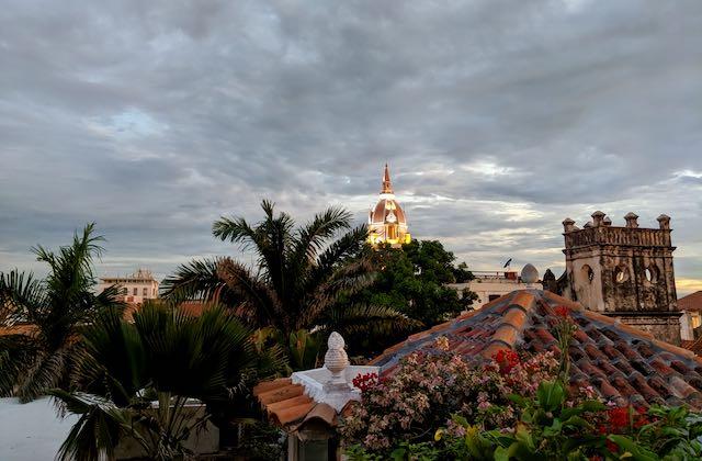 Kolumbien Cartagena de Indias: Altstadt