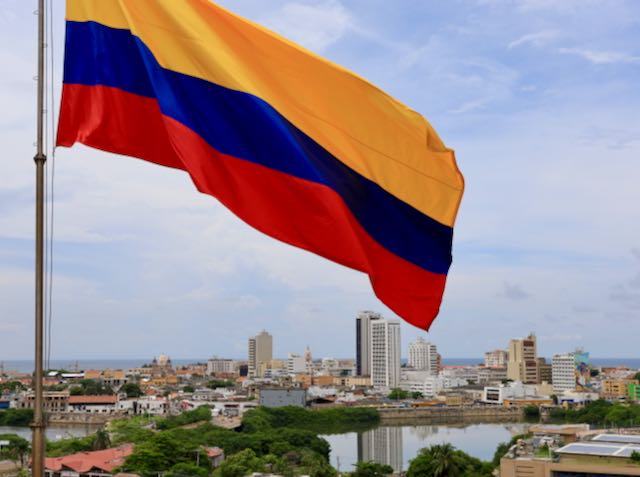 Kolumbien Cartagena de Indias