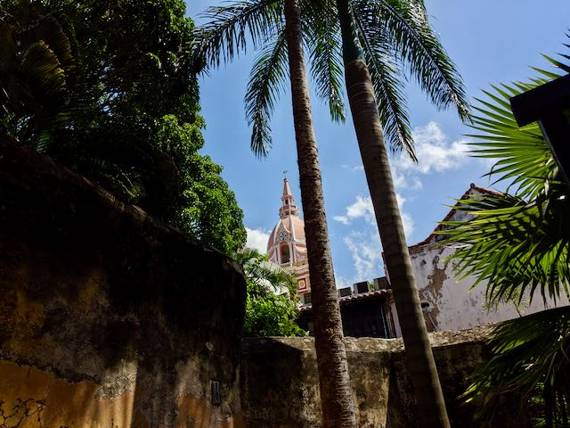 Kolumbien Cartagena de Indias: Kathedrale