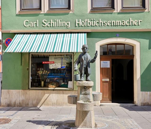 Altstadt von Coburg als Etappe im Roadtrip Franken