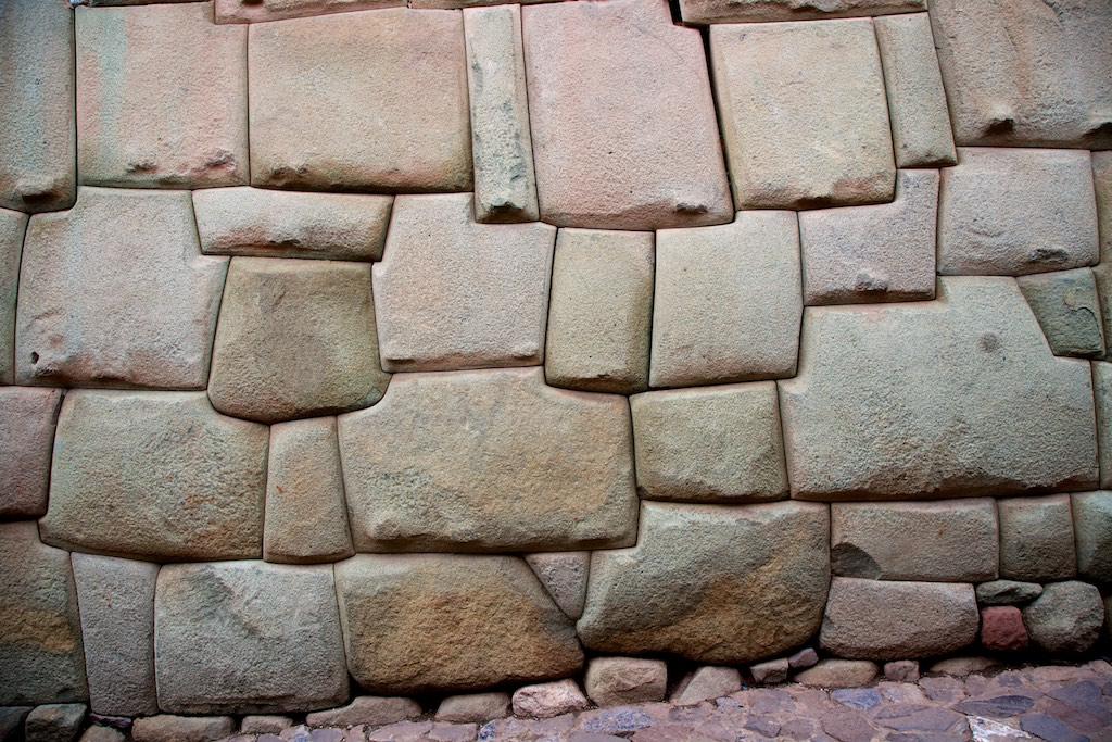 Cusco Peru Highlights: In der Altstadt, Calle Hatunrumiyoc