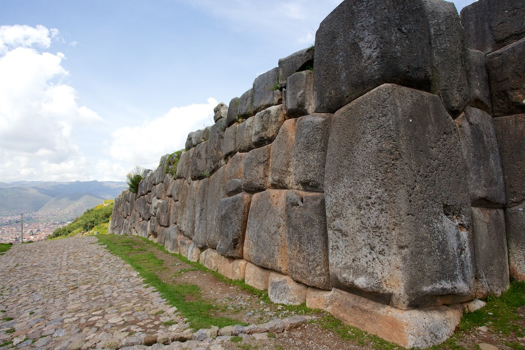 Cusco Peru Highlights: Festung Sacsaywayman