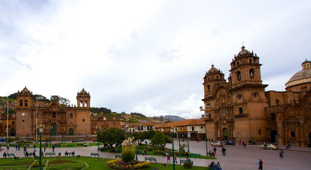 Cusco Peru Highlights: Plaza de Armas
