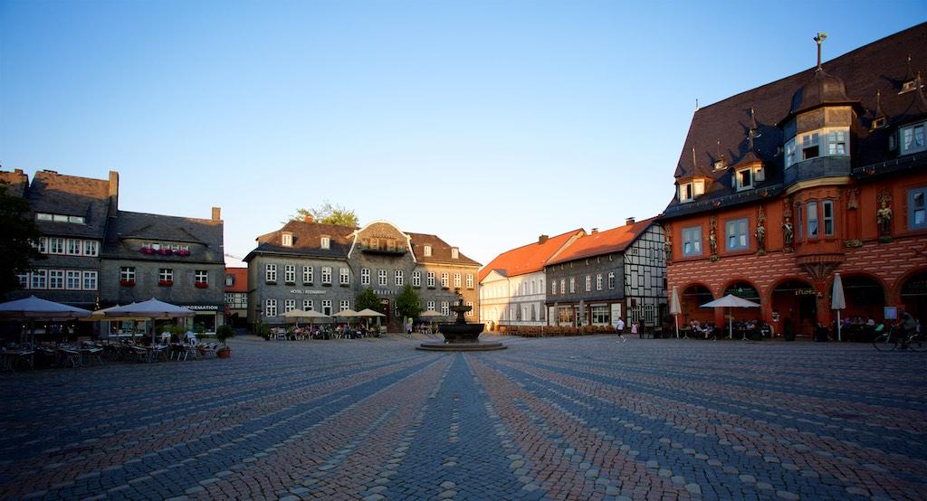 Schönste deutsche Altstädte: Marktplatz zu Goslar