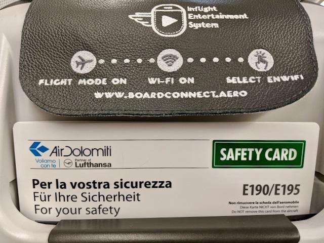 Roadtrip Italien: Flug nach Mailand