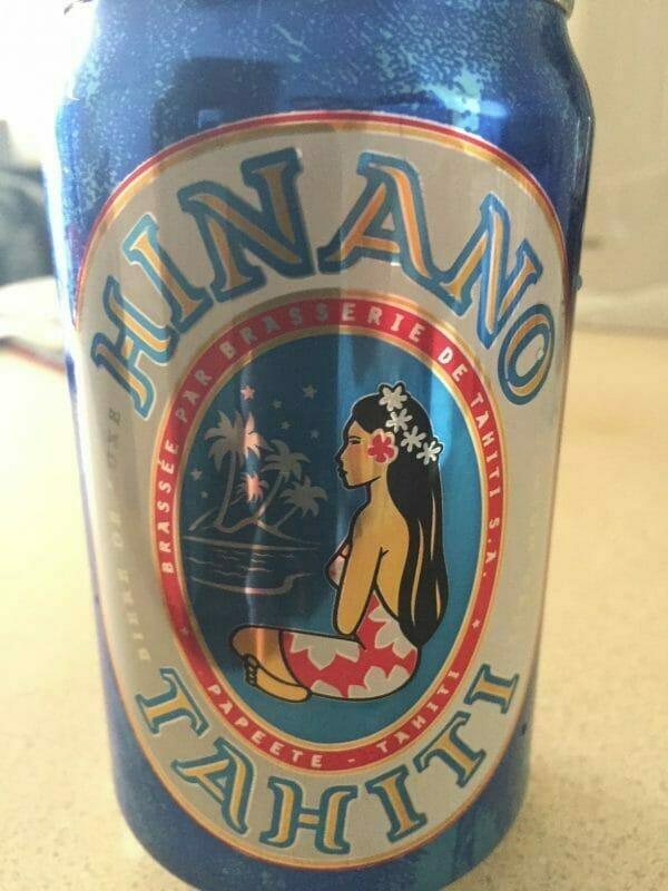 Tahiti Hinano