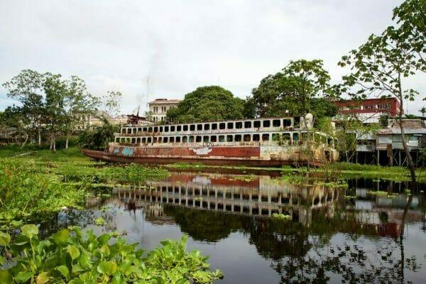 Reiseblog Peru Iquitos Amazonas