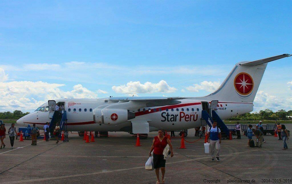 Iquitos Airport