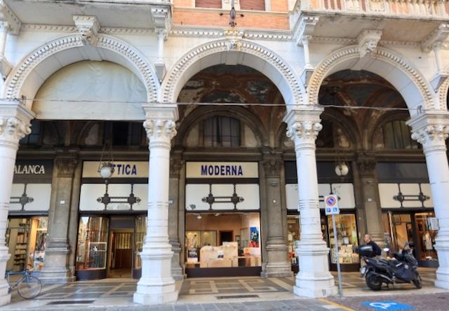 Roadtrip Italien: Padua Altstadt