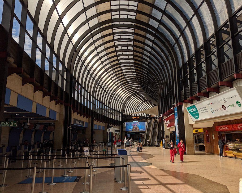 Kolumbien Inlandsflüge: Medellin MDE Flughafen