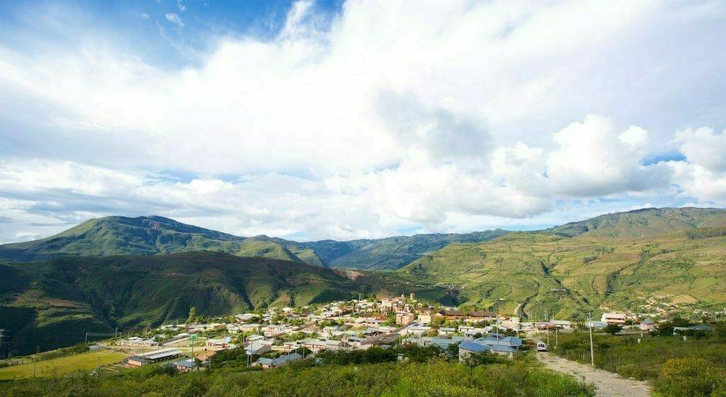 Nuevo Tingo, Kuelap Peru