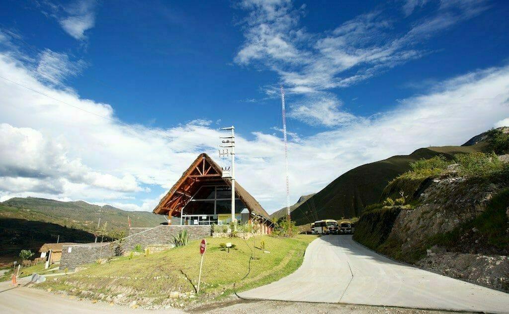 Kuelap Peru Nuevo Tingo