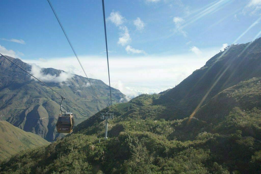 Kuelap Peru Teleferico