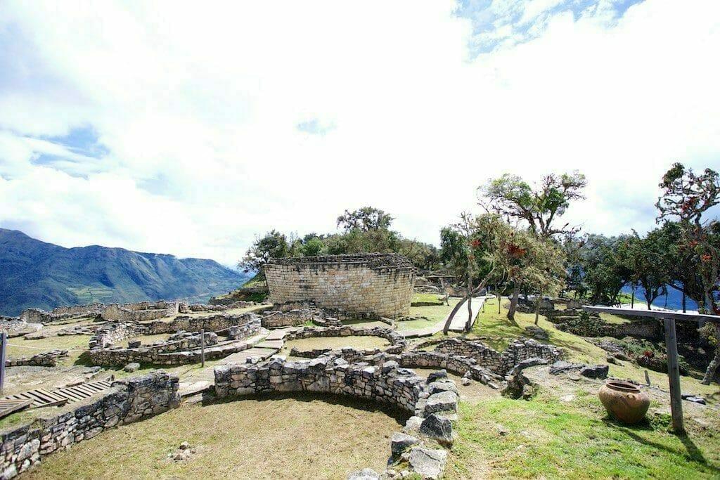 Tintero Kuelap Peru