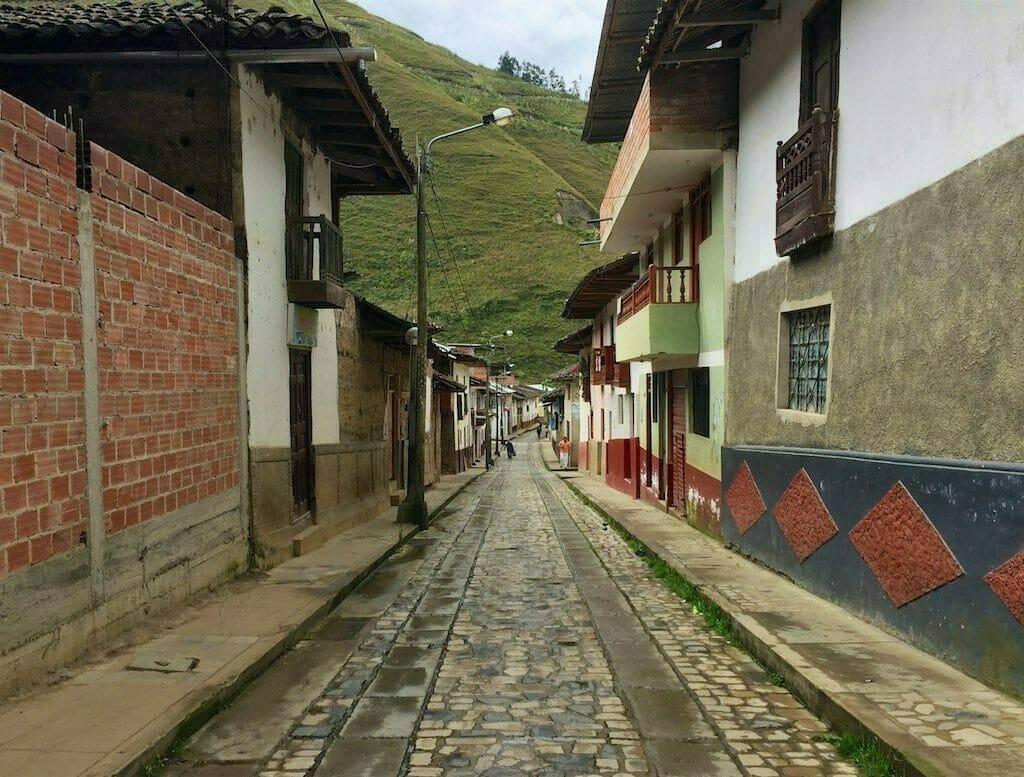 Leymebamba, Peru.