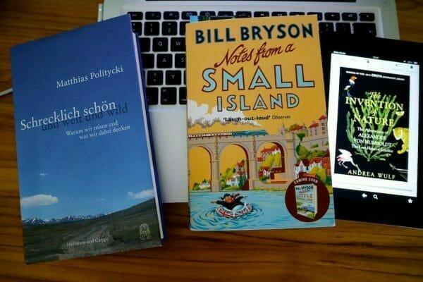 Reiseliteratur für unterwegs