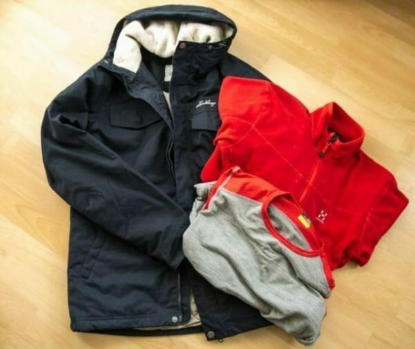 Reiseblogger Ausrüstungstipp für Winterreisen