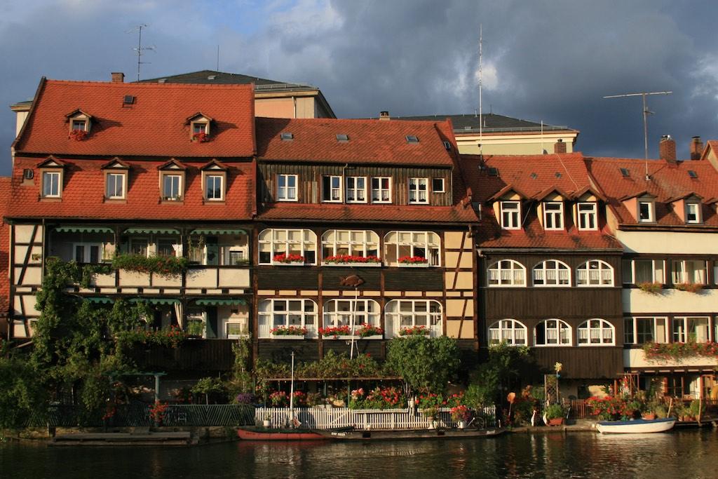Schönste deutsche Altstädte: Bamberg, Oberfranken