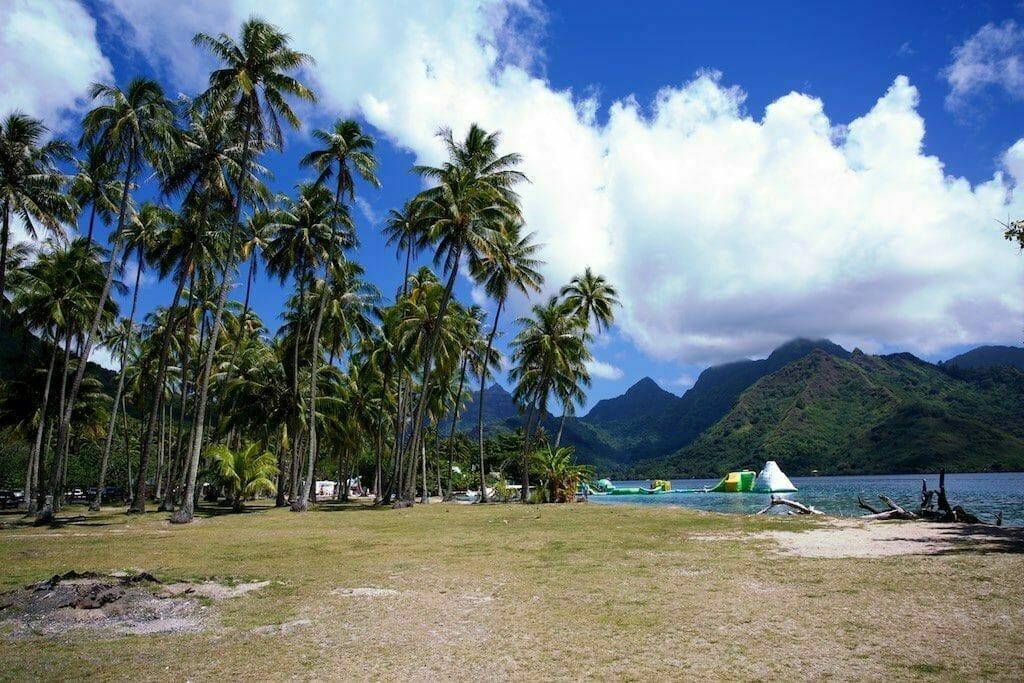 Moorea Französisch-Polynesien