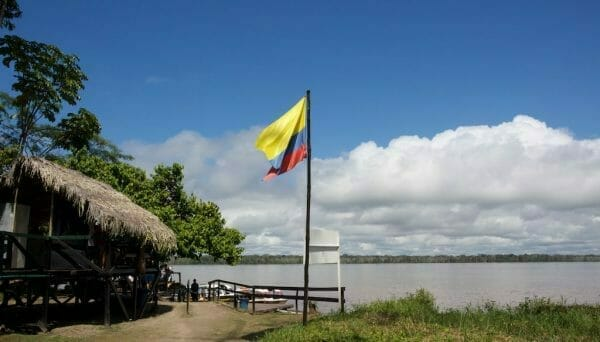 Amazonas Kolumbien