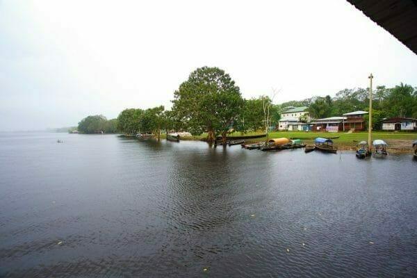 Kolumbien Amazonas Puerto Nariño
