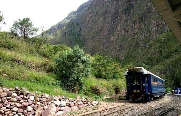 Peru Eisenbahn: PeruRail nach Machu Picchu