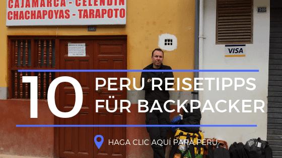 Sicherheit in Peru von planetenreiter Reiseblog
