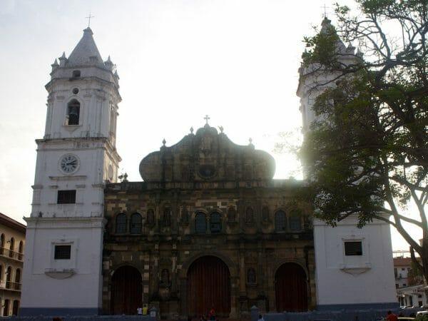 Panama casco Viejo Cathedral