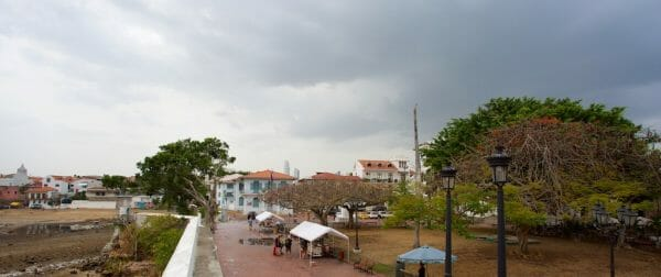 Panama Altstadt Panorama
