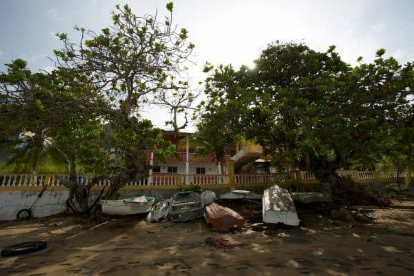 Panama Reiseblog Taboga