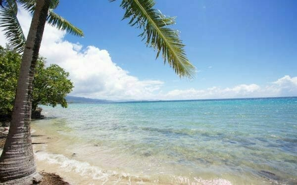 In der Südsee: Raiatea Französisch – Polynesien