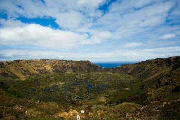 Rapa Nui: Kraterrand Rano Kau