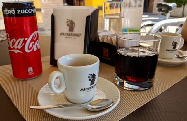 Kaffeekultur Italien