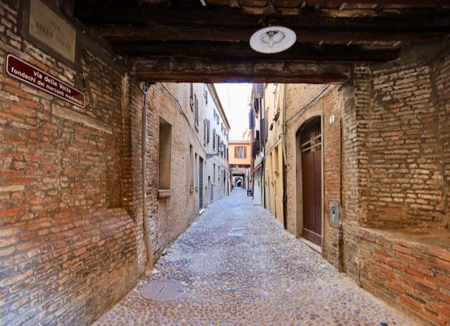 Italien Roadtrip: In den Gassen von Ferrara