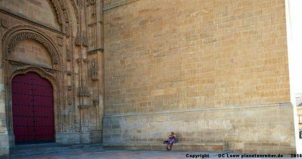 Roadtrip Spanien Salamanca