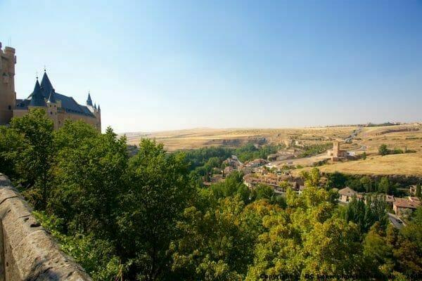Roadtrip Spanien Segovia