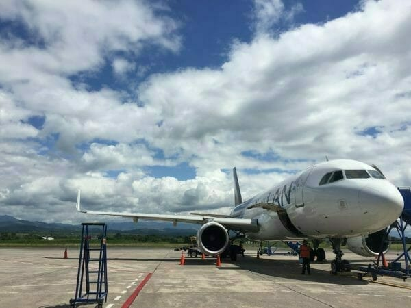 Flughafen Tarapoto Peru