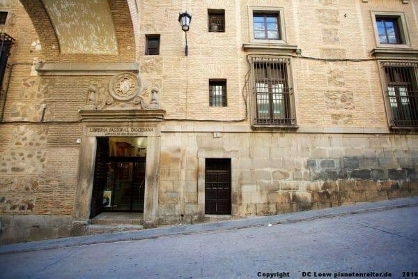 Roadtrip Spanien Toledo