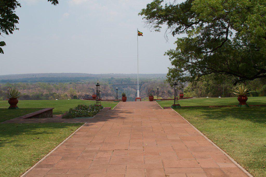 Safari Blog Simbabwe Viktoriafälle