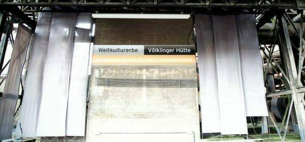 Weltkulturerbe Völklinger Hütte