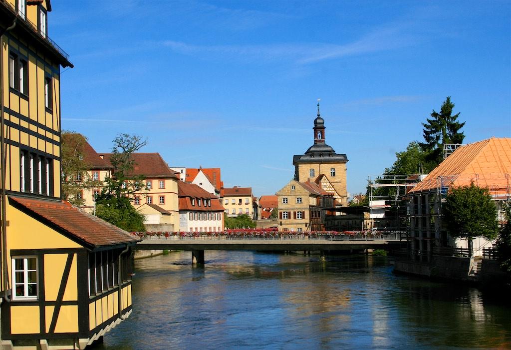 Schönste deutsche Altstädte: Bamberg in Oberfranken